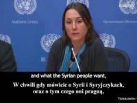 Eva Bartlett wyjaśnia medialną propagandę Zachodu wobec Syrii.