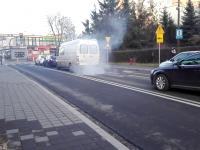 Jak w Krakowie trują przechodniów w biały dzień
