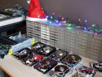 Melodia Last Christmas zagrane przez stacje dyskietek