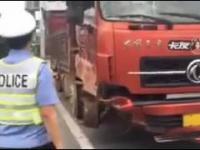 Bezpodstawne zatrzymanie kierowcy ciężarówki przez policjanta