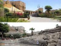 Jak wojna zniszczyła Aleppo?
