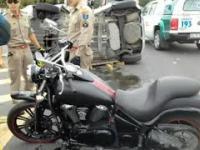 Harley Davidson kontra Fiat Uno
