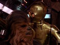 Chewbacca śpiewa Cichą Noc w swoim języku