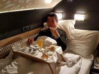 Etihad A380 - Tak wyglada lot samolotem jak zaplacisz 15 000 dolcow za bilet