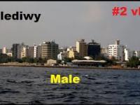 Pierwszy dzień i jak zawsze problemy - Male, Malediwy - 2 vlog