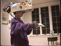 Dzieciak, który stworzył sobie VR Headset z NESa i Sony Watchman już w 1993 roku