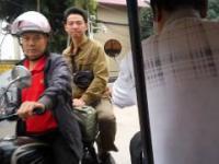 Przejazd rikszą po starej chińskiej dzielnicy