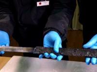 W Chinach odnaleziono doskonale zachowany miecz sprzed 2000 lat