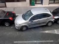Złoty medal w parkowaniu