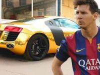 Lionel Messi - 500 000 $ Cars Collection 2017