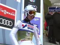 Kamil Stoch upadł podczas treningu na skoczni w Innsbrucku