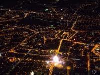 Lot w Noc Sylwestrową