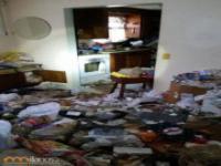 Sprzątanie domu po syfiarzu