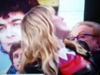 Nagłe omdlenie francuskiej aktorki w programie na żywo