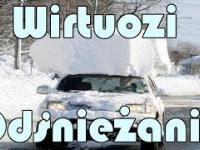 Wirtuozi Odśnieżania, czyli o Mistrzach Łopatowania :)