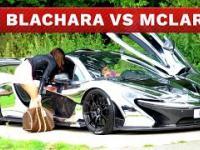 Dziewczyna ma chłopaka, ale gość ma McLarena