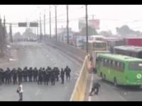 Lima: Zamieszki po wprowadzeniu opłat za autostrady