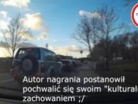 Stop Cham - Niebezpieczne i chamskie sytuacje na drogach 41