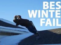 Kompilacja zimowych wypadków