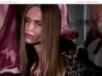 Mateusz Maga krzyczy w Top model