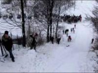 Nieoficjalny Amatorski Konkurs Skoków Narciarskich SPAD K20 w Głowience
