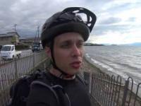 Rowerowa tułaczka po Japonii - Część 9 - Największe jezioro Japonii
