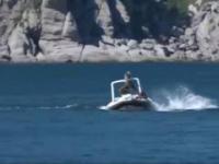 Atak wieloryba na łódź