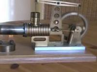 Miniaturowe silniki parowe