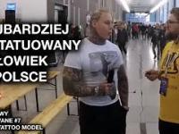 Najbardziej wytatuowany człowiek w Polsce | Rozmowy Tatuowane 7 TARAN | Projekt INK