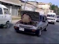 Tuning silnika po pakistańsku