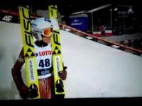Kamil Stoch 1 miejsce w Wiśle 124m