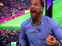 Reakcja Ferdinanda na gola Zlatana - Dailymotion Wideo
