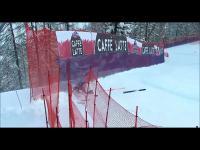 Alpejski PŚ: Poważny wypadek Nadii Fanchini