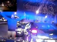 Skopany, spałowany i aresztowany przez policję za ...kradzież własnego samochodu