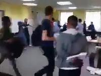 Od taki sobie zwyczajny dzień w niemieckiej szkole