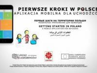 Caritas Polska uruchomiła aplikację dla imigrantów! Po arabsku!