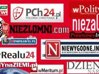 Grudniowy ranking prawicowych stron internetowych! Numerem jeden: niezalezna.pl!   PrawicowyInternet.pl