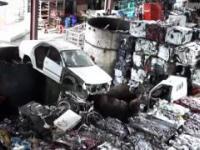Złomowanie samochodów w Japonii