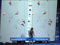 Marcin Dzieński z Tarnowa mistrzem świata we wspinaczce sportowej