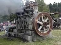 Odpalanie starych silników