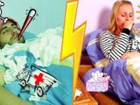 Chory facet VS chora kobieta