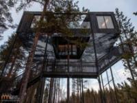 Hotel w Laponii blisko natury