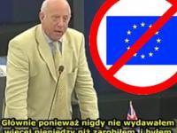 PRAWDA o SOCJALISTYCZNEJ EUROPIE! Brytyjski europoseł OSTRO o zadłużaniu państw.