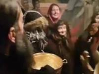 Tak wygląda święcenie w Rosji