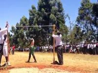 Amatorskie zawody skoku przez tyczke