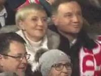 Agata Duda & Andrzej Duda & Cypis