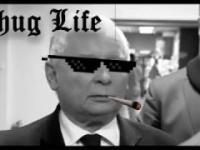 Jarosław Kaczyński dzwoni do ministra, a ten nie odbiera (THUG LIFE)