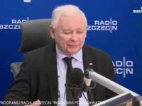 Jarosław Kaczyński o ucho prezesa