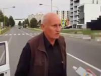 Słowacka kontrola kierowcy która zle się konczy dla Policji !