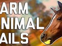 Kompilacja faili zwierząt z gospodarstw rolnych